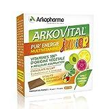Arkopharma Arko Vital Pur Energie Multivia Junior Dès 3 Ans 15 Carrés
