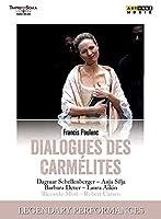 プーランク:歌劇「カルメル派修道女の対話」[DVD]