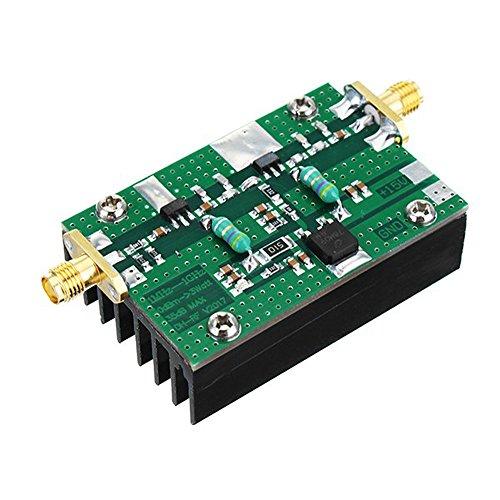 Beaster 1MHz-1000MHZ 35DB 3W HF VHF UHF FM transmitter Broadband RF Power Amplifier For Ham Radio