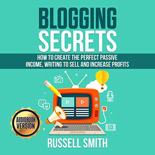 Blogging Secrets cover art