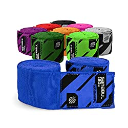 the best hand wraps for heavy bag training
