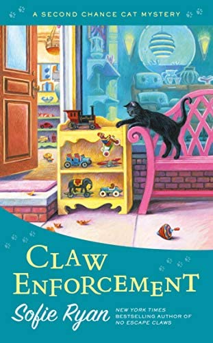 Claw Enforcement Second Chance Cat Mystery Book 7 product image
