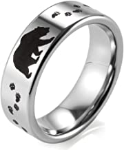 bear ring for men