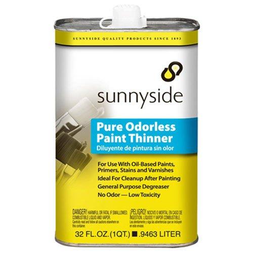 SUNNYSIDE Pure Odorless Paint Thinner