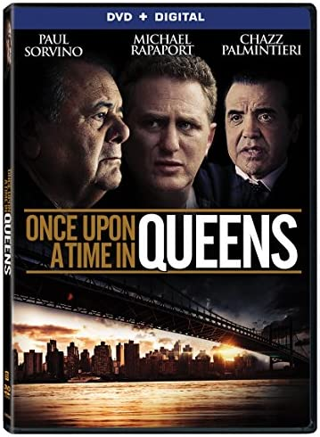Once Upon A Time In Queens DVD Digital product image