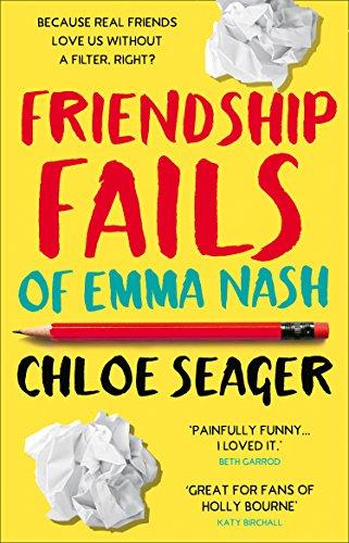 Friendship Fails of Emma Nash (English Edition)