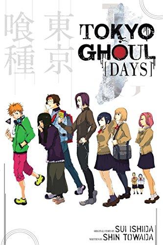 Tokyo Ghoul: Days: Days (Tokyo Ghoul Novels)