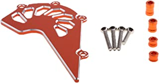 Gazechimp CNC Front Sprocket Chain Cover Guide Guard Protector for 390 RC390