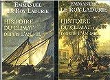 Histoire Du Climat Depuis L'an Mil 1