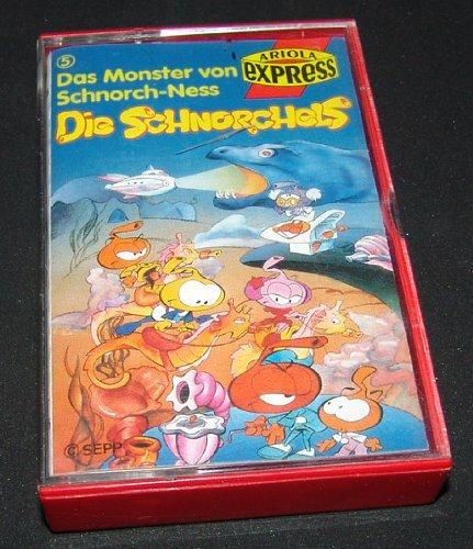 Die Schnorchels; Das Monster von Schnorch-Ness (Hörkassette)