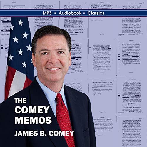 The Comey Memos cover art