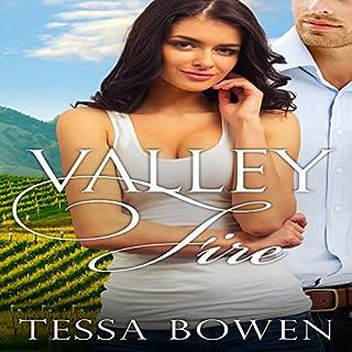 Valley Fire: An International Billionaire Romance audiobook cover art
