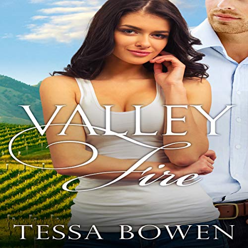 Valley Fire: An International Billionaire Romance audiobook cover art