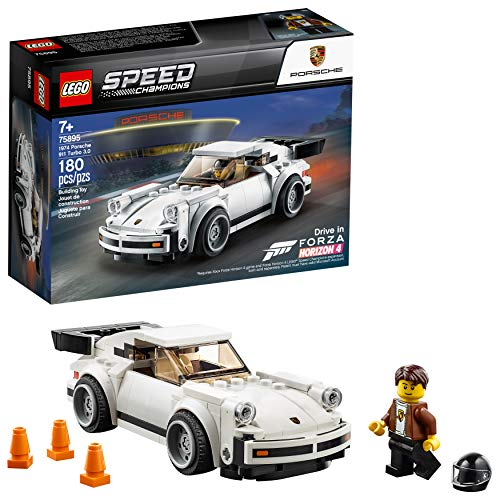 LEGO Speed Champions 1974 Porsche 911 Turbo 3.0 75895 Building Kit (180 Pieces) $11.99