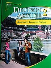Deutsch Aktuell 2, Annotated Teacher's Edition
