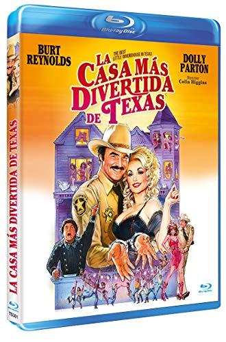 La Casa Más Divertida De Texas BD 1982 The Best Little Whorehouse...