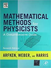 Mathematical Methods For Physicists: A Comprehensive Guide, 7Th Edition