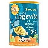 Flocons de levure Marigold Engevita & B12 125g