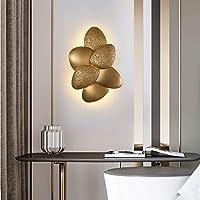 RJJ 光の豪華な創造的なデザインの壁ランプテレビ壁背景寝室のベッドサイドの装飾的な照明ファッション雰囲気家庭照明 (Size : 24*45cm)