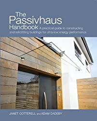 Book about how to create a passive house - eco design