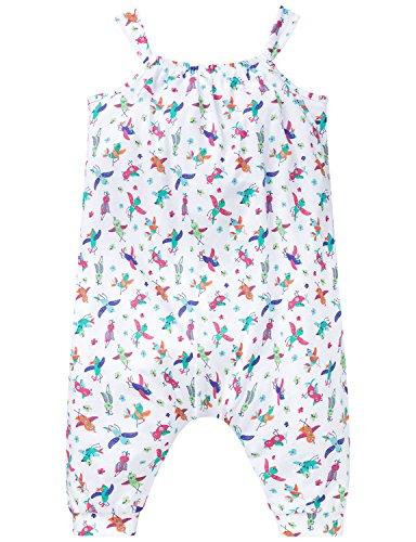 Schiesser Mädchen Kids Jumpsuit Zweiteiliger Schlafanzug, Mehrfarbig (Multicolor 904), 116