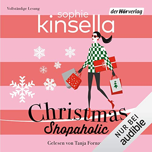 Christmas Shopaholic cover art
