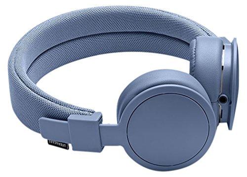 Urbanears Plattan ADV - Auriculares (control remoto integrado, con micrófono) color gris marino