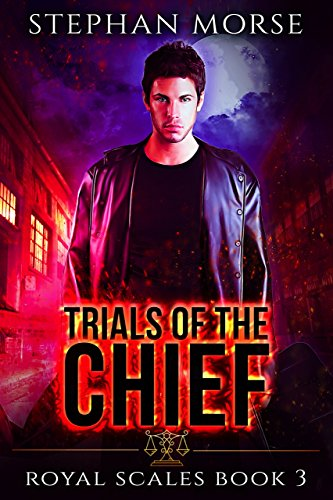 Trials of the Chief (Royal Scales Book 3) (English Edition)