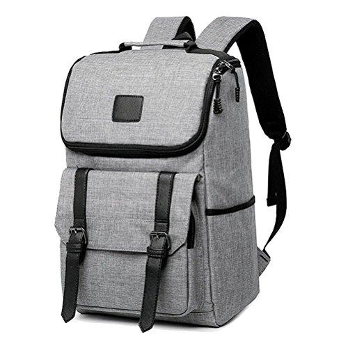 Unisex Professional Slim Business Backpacks Laptop, Feskin Fashion Lightweight Casual Tablet...