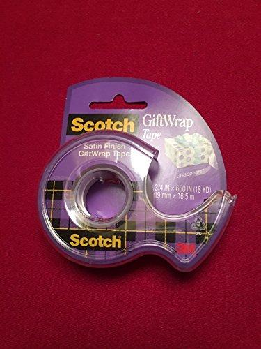 Unknown Scotch Geschenkverpackung Band (Packung mit 12)