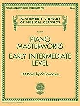Best piano masterworks early intermediate level Reviews