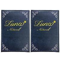 ルナナチュラル Luna Natural 1month 03 アーモンド 1枚入 2箱セット (PWR) -9.50