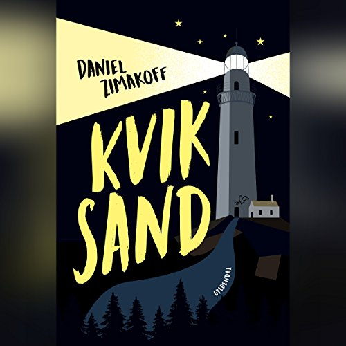 Kviksand audiobook cover art