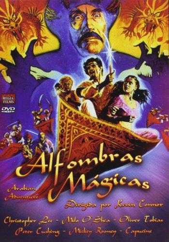 Alfombras Mágicas [DVD]