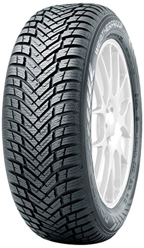 Nokian Weatherproof M+S - 205/55R16 91H - Pneumatico 4 stagioni