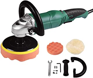 Car Polisher Hilda 1200W Variable Speed 3500 RPM 150Mm Tool for Car Painting Care Electric Sander M14 Polishing Machine