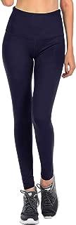 VIV Collection Signature Leggings Solid Brushed Yoga Waistband Full Length & Capri