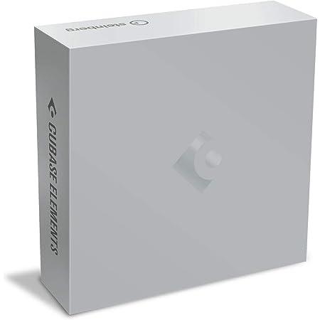 Steinberg スタインバーグ DAWソフトウェア CUBASE ELEMENTS 11 通常版 CUBASE EL/R 48オーディオ/64MIDI/24インストゥルメントトラック