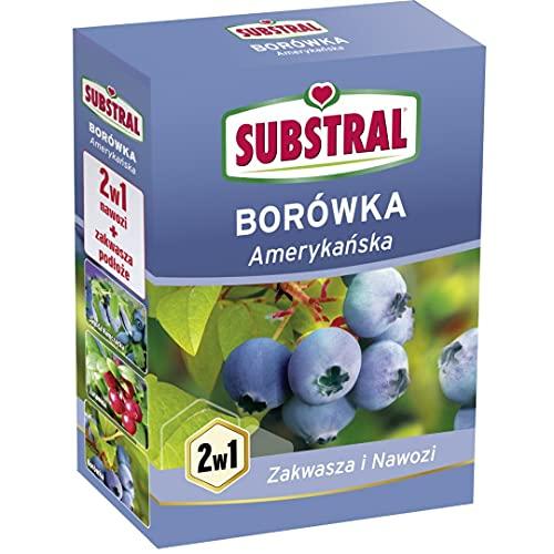Nawóz 2w1 do Borówki Amerykańskiej 1kg Substral