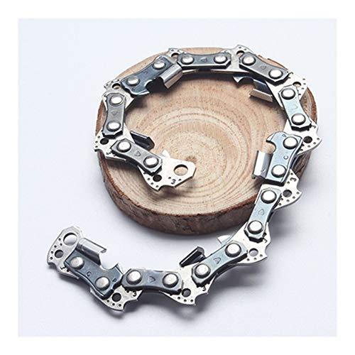 Adoptado Alta calidad de 16 pulgadas 55dl semi cadena cincel cadena de la sierra Borde
