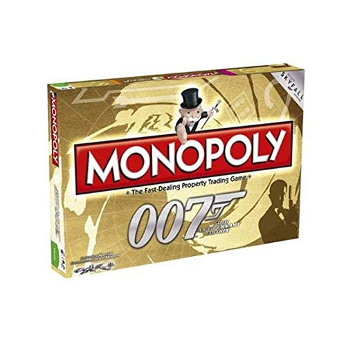 Monopoly: 50th Anniversary Edition James Bond 007