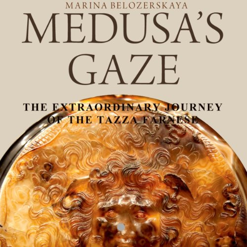Medusa's Gaze audiobook cover art