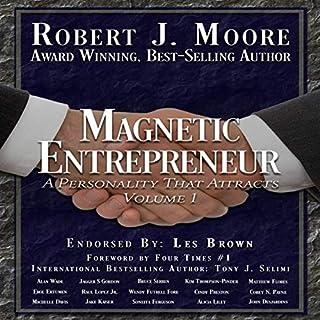 Magnetic Entrepreneur cover art