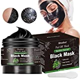 Blackhead Remover Mask, Mascarilla Exfoliante, Mascarilla negra, Peel Off Mask, Deep Cleansing...