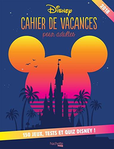 Cahier de vacances Disney 2018