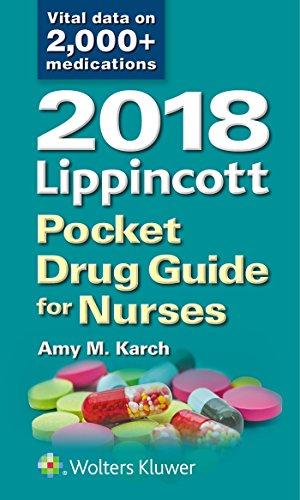 Lippincott Pocket Drug Guide for Nurses 2018