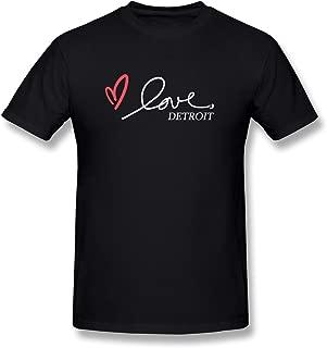 Botoro Men's Love Detroit T-Shirt