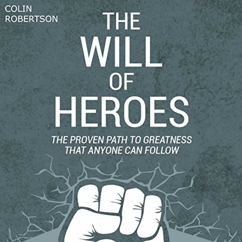 The Will of Heroes audiobook cover art