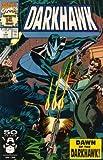 Darkhawk #1, Marvel Comics, March, 1991: Dawn of the Darkhawk