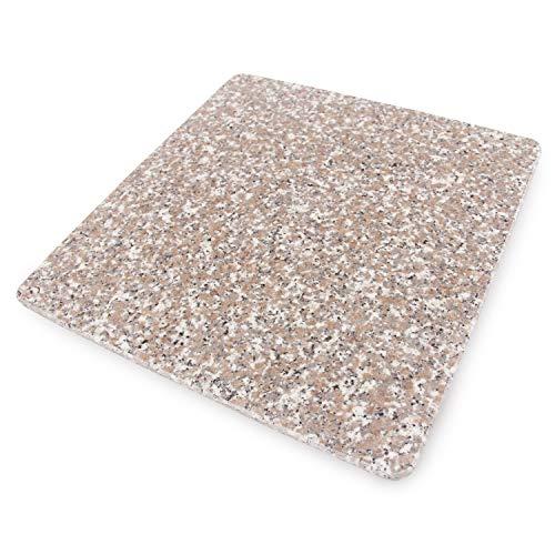 ペットさん大喜び 魔法の天然石ひんやりマット(ベッド)P01 涼しげ・かわいいピンクバージョン 40×40×1.3...
